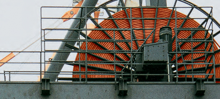 MV Reeling Cables