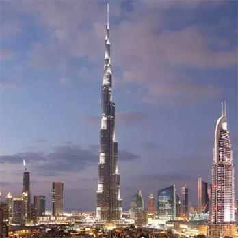 Burj Khalifa: sky-­high safety