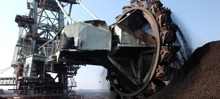 Cables for Opencast Mining